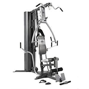 Marcy Appareil de musculation Presse Deluxe MP2106 13MMG MP2106