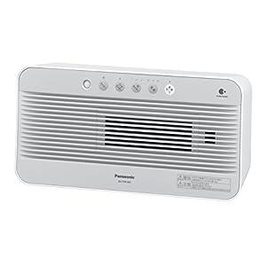 パナソニック セラミックファンヒーター ひとセンサー付(ナノイーあり) ホワイト DS-FTX1201-W