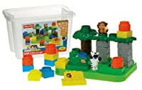 Fisher-Price Little People Builders Build 'n Fun Jungle