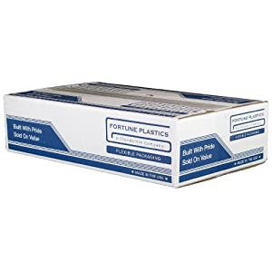 Waste can liner star seal clear 2 95 mil 58 x 38 case of 200
