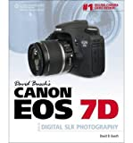 img - for [(David Busch's Canon EOS 7D Guide to Digital SLR Photography )] [Author: David Busch] [Aug-2010] book / textbook / text book