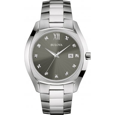 bulova-diamond-mens-quartz-watch-with-grey-dial-analogue-display-and-silver-stainless-steel-bracelet