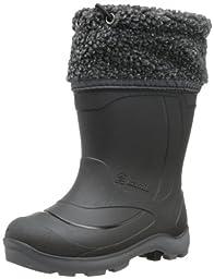 Kamik Footwear Kids Snobuster3 Insulated Boot (Toddler/Little Kid/Big Kid),Black,9 M US Toddler