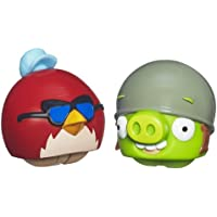 Angry Birds Playskool Heroes Angry Birds Go! Big Red Bird And Helmet Pig