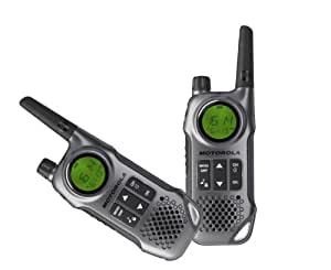 Motorola TLKR T8 PMR Radio Walkie Talkies Twin Pack - Silver / Black