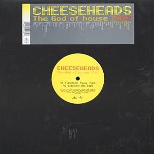 God of house 2002 flashrider remix vinyl maxi single for House music 2002