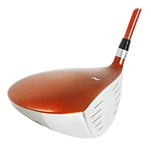 Nextt Golf Men's Nextt Solstice-C Power Cell Driver, Copper