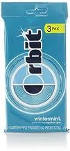 Orbit Sugar Free Gum, Wintermint (3 P…