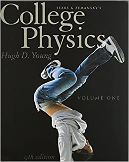 College physics volume 1 9th edition