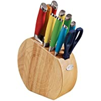 Fiesta 6134M7RO Fiesta 11-Pc. Cutlery Block Set