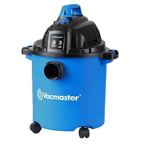 Vacmaster 5 Gallon, 3 Peak HP, Wet/Dry Vacuum, VJC507P (Wet Vac Blower compare prices)
