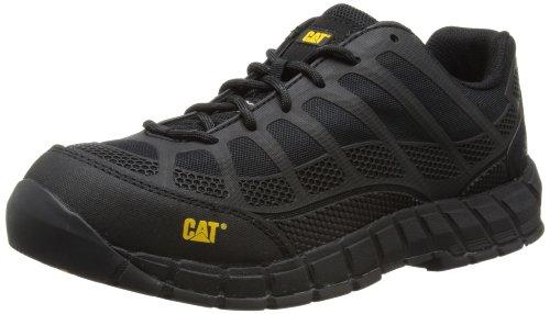 Caterpillar Streamline Ct S1P, Stivali uomo, Colore Nero (Black), Taglia 40 EU