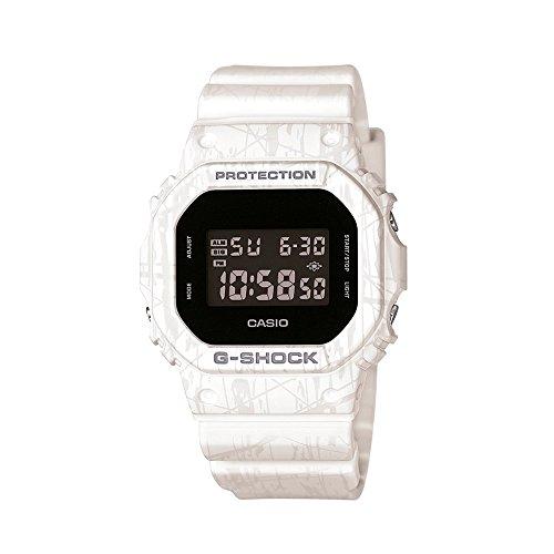 Reloj Casio G-shock Dw-5600sl-7er Hombre Negro