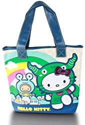 Loungefly Hello Kitty Monster Tote Bag