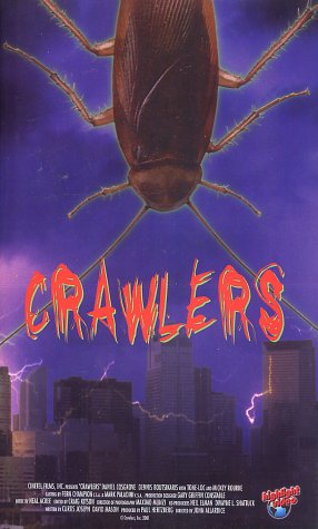 Crawlers [VHS]