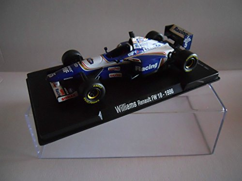 Williams Renault F1 Die Cast 1:43 Damon Hill 1996
