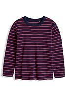 ESPRIT - T-shirt à manches longues - Col ras du cou - Manches longues Garçon