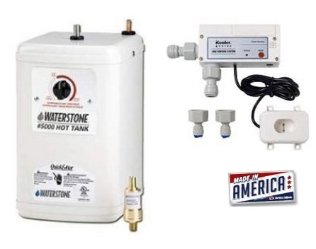 Waterstone 2000 Hot Tank - Quick & Hot with leak detection and PRV (Quick And Hot Tank compare prices)