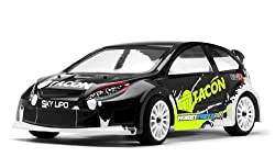 1/12 Tacon Ranger Rally Brushed Car Ready To Run 2.4ghz (Black)