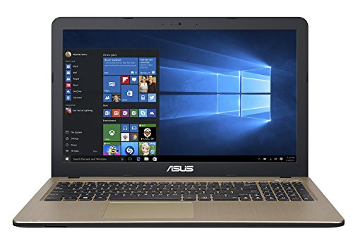 Asus x540la xx004t 156 inch notebook black intel core i3 4005u 170 ghz 4 gb ram 1 tb hdd windows 10