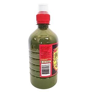 B&B Picamas Green Hot sauce 19 oz - Salsa verde picante