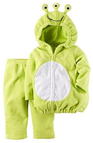 Carter's Baby Halloween Costume Many Styles (12 months, Alien) (Alien Baby Costume)