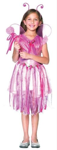 Costumes For All Occasions Uac48127Lg Twinkle Bug Fairy Large