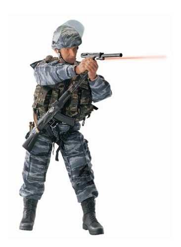 "Buy Low Price Blue Box Elite Force: Modern Russian MVD Special Force ""Krechet"" – 12″ Military Action Figure (B0000BVGK7)"