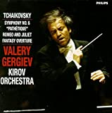 Tchaikovsky: Symphony No6, Op74; Romeo & Juliet in Bm