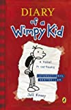 Jeff Kinney Diary of a Wimpy Kid [Paperback] by Kinney, Jeff ( Author )