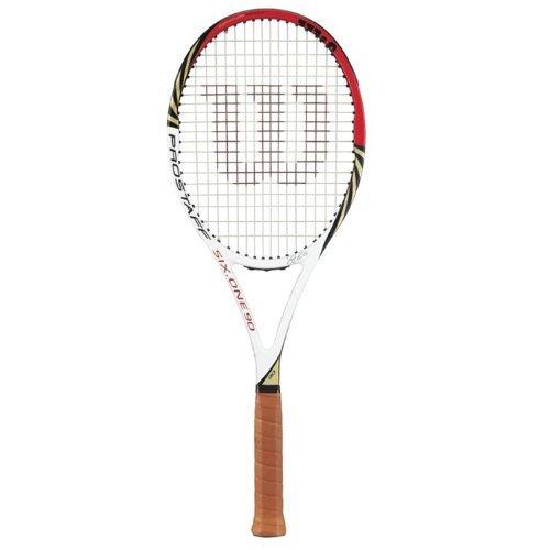 Wilson Pro Staff 90 BLX Tennis Racket, GripSize- 4: 4 1/2 inch