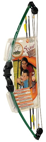Bear Archery Scout Bow Set (Right Hand/Left Hand) (Bear Youth Bow compare prices)