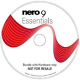 Nero 9 Essentials CD/DVD Burning Software (OEM Version)