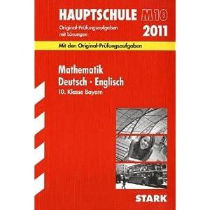 eBook Cover für  Sammelband Mathematik Deutsch Englisch 10 Klasse 2011 Mit den Original Pr xFC fungsaufgaben Jahrg xE4 nge 2008 2010 Original Pr xFC fungsaufgaben mit 2008 bis 2010 mit L xF6 sungen
