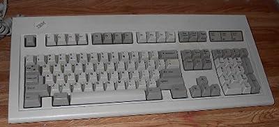 IBM Model M 101-key Keyboard