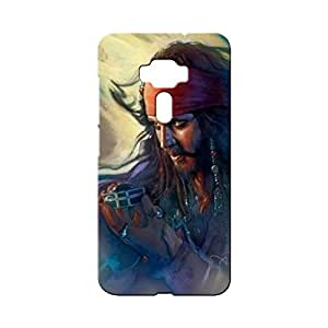 BLUEDIO Designer Printed Back case cover for Asus Zenfone 3 (ZE552KL) 5.5 Inch - G5054