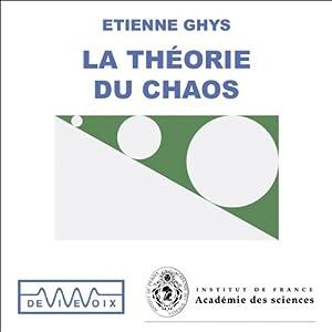 La Théorie du chaos Discours