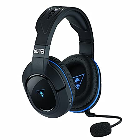 Turtle Beach Stealth 520 Wireless DTS 7.1 Surround Sound Gaming Headset (PS4/PS3)
