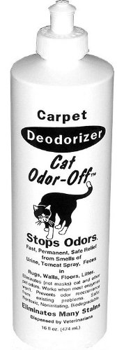 Cat-Odor Off Deodorizer(16 oz)