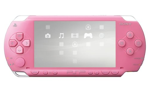 Pink Base Unit Console (PSP)