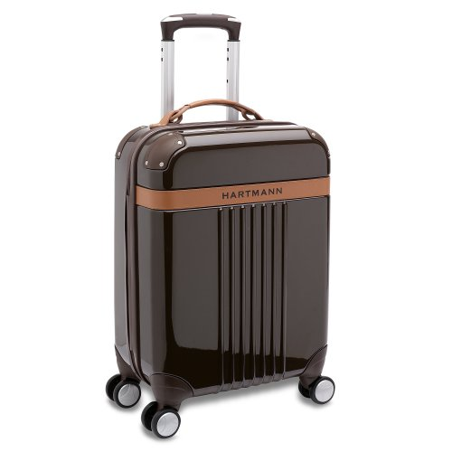 Hartmann Luggage 4 Pack Carry-on Spinner, Chocolate, One Size best buy