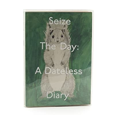 Seize The Day: A Dateless Diary (Paperback)