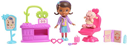 Just Play Doc McStuffins Bright Eyes Eye Doctor Play Set - 1