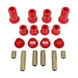 Energy Suspension 15.3115R Front Control Arm Bushing Set for VW