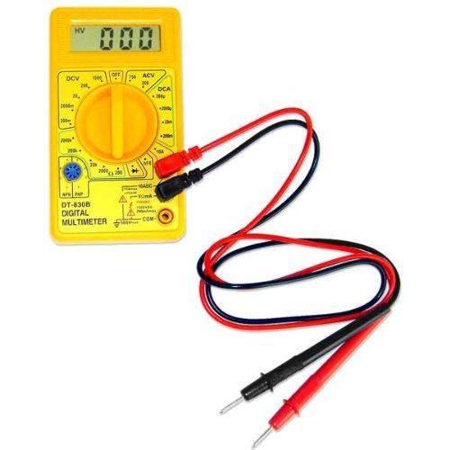 DT830B LCD Digital Voltmeter Ammeter Ohm Multimeter