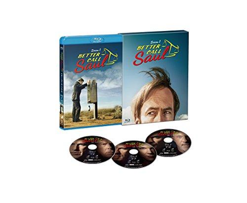 【Amazon.co.jp限定】 ベター・コール・ソウル シーズン1 COMPLETE BOX (初回限定版) (「ソウル・グッドマン サモア大学卒業証書&ビジネスカード」付) [Blu-ray]