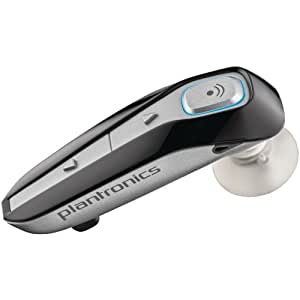 Plantronics DISCOVERY 665 Plantronics Discovery 665 Bluetooth Headset [CD] [Wireless Phone Accessory] - 1 Pack - Case - Carrier Packaging - Neutral