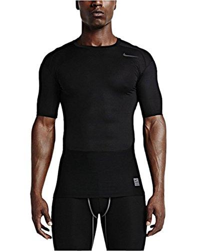 Nike Men's Pro Combat Hypercool 3.0 Compression Shirt, Black, XL, 689228 010