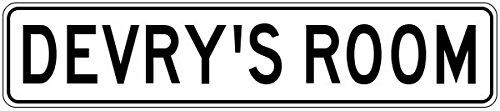 devrys-room-kids-custom-boys-room-sign-heavy-duty-9x36-quality-aluminum-sign