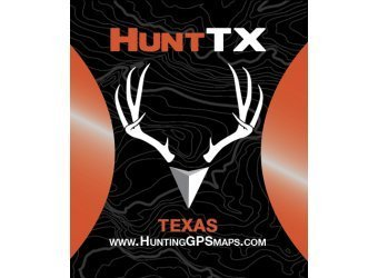 HUNT Texas by onXmaps - Public/Private Land Ownership 24k Topo Maps for Garmin GPS Units (microSD/SD Card) (Texas Land Owner compare prices)